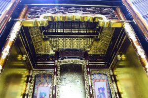 仏壇 屋根
